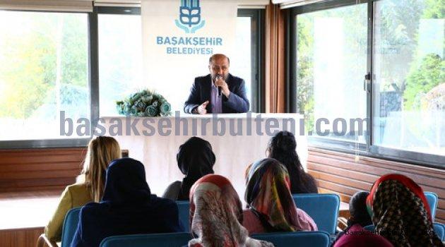 BAKMER'de Döngeloğlu ile Cuma Sohbetleri
