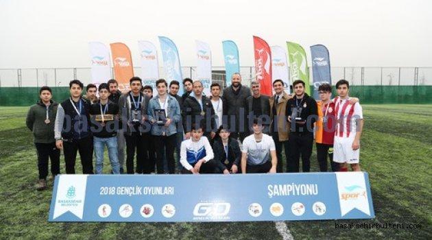 Balon Futbolu'nda kupa heyecanı