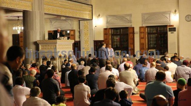 Başakşehir 'cami sohbetleri' başladı
