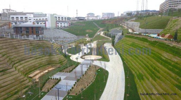 Başakşehir'e bir millet bahçesi daha