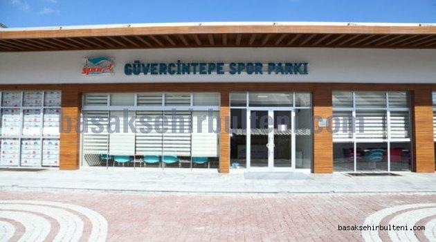 Güvercintepe Spor Parkı hayırlı olsun