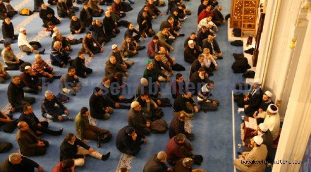 Mevlit Kandili Başakşehir'de dualarla idrak edildi