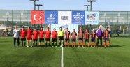 36. İBB Spor Şöleni'nde heyecan başladı