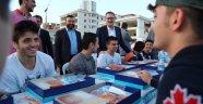 Başkan Kartoğlu güreşçilerle iftar açtı
