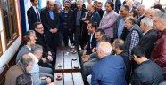 Kartoğlu'ndan Güvercintepe'ye müjde üstüne müjde